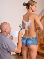 Susana Body Painting